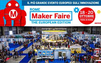 ROME MAKER FAIRE, the european edition